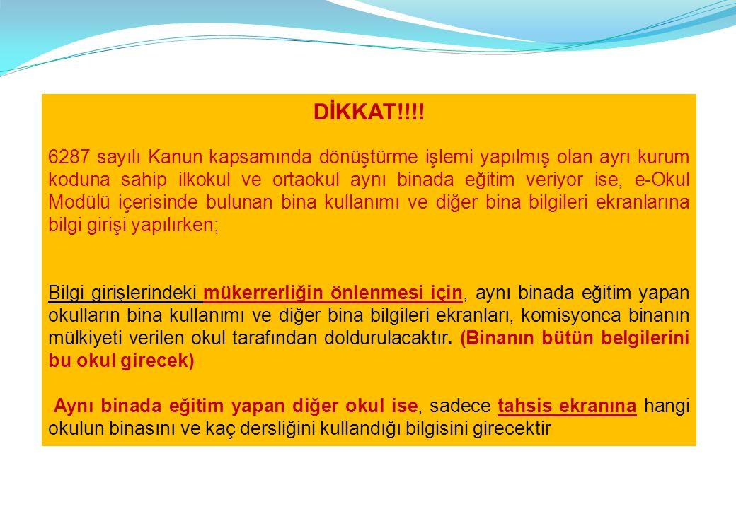 PANSİYONLU OKULLARLA İLGİLİ E-OKUL İŞLEMLERİ Pansiyon Bilgileri  e-Okul sisteminde pansiyonlu okul bilgileri Devlet Kurumları modülünden alınarak kullanılmaktadır.
