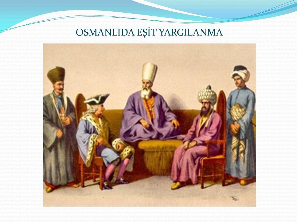 Osmanlı Beyliği, fethettiği yerlerdeki halkla kaynaşarak onların dinî, örfî ve sosyal yapılarına karışmayarak düşünce ve vicdan hürriyetine saygı göst