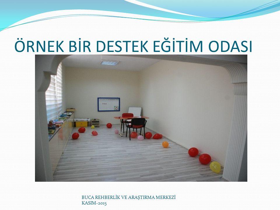 Destek Eğitim Odasının açılması ve eğitimin başlaması, araç-gereç bulunması şartına bağlanmamalıdır.
