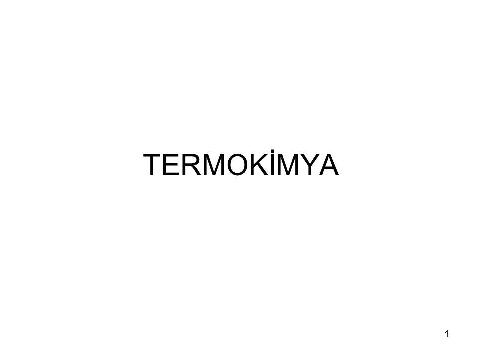 TERMODİNAMİK 4 YASADAN OLUŞUR Termodinamik bilimi dört temel doğal yasaya dayanır: Birinci yasa, ikinci yasa, üçüncü yasa ve sıfırıncı yasa.