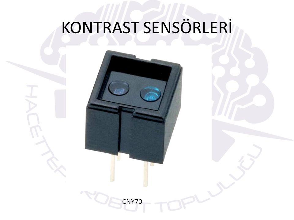 KONTRAST SENSÖRLERİ CNY70