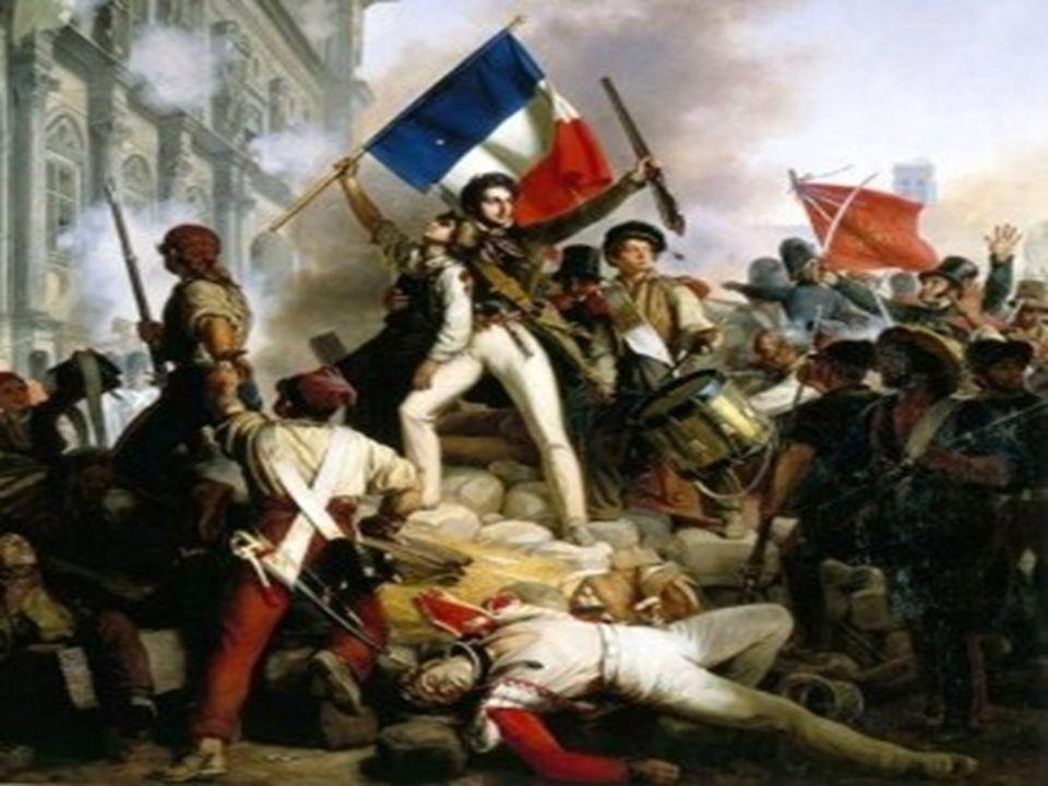  İngiltere-Fransa mücadelesi ve Yedi Yıl Savaşları (1756-1763) mağlubiyeti  Aydınlanma fikrinin ve aydınların etkisi  Kilise dogmalarının yerini laikleşmenin alması  Doğal hak ve doğal hukuk kavramları  Ansiklopedicilerin etkisi (Diderot, Voltaire, Montesquieu, Rousseau)  13 Amerikan kolonisinin İngiltere'den bağımsızlığını kazanması  Kral, aristokrasi ve Kilise ittifakına karşı vergi yükünü çeken Burjuvanın halk önderliği