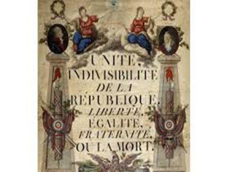  Devrimden kaçan Fransız soyluları, devrimden kaygılanan Avrupa monarkları ve Kilise yanlıları Fransa'ya cephe aldı.
