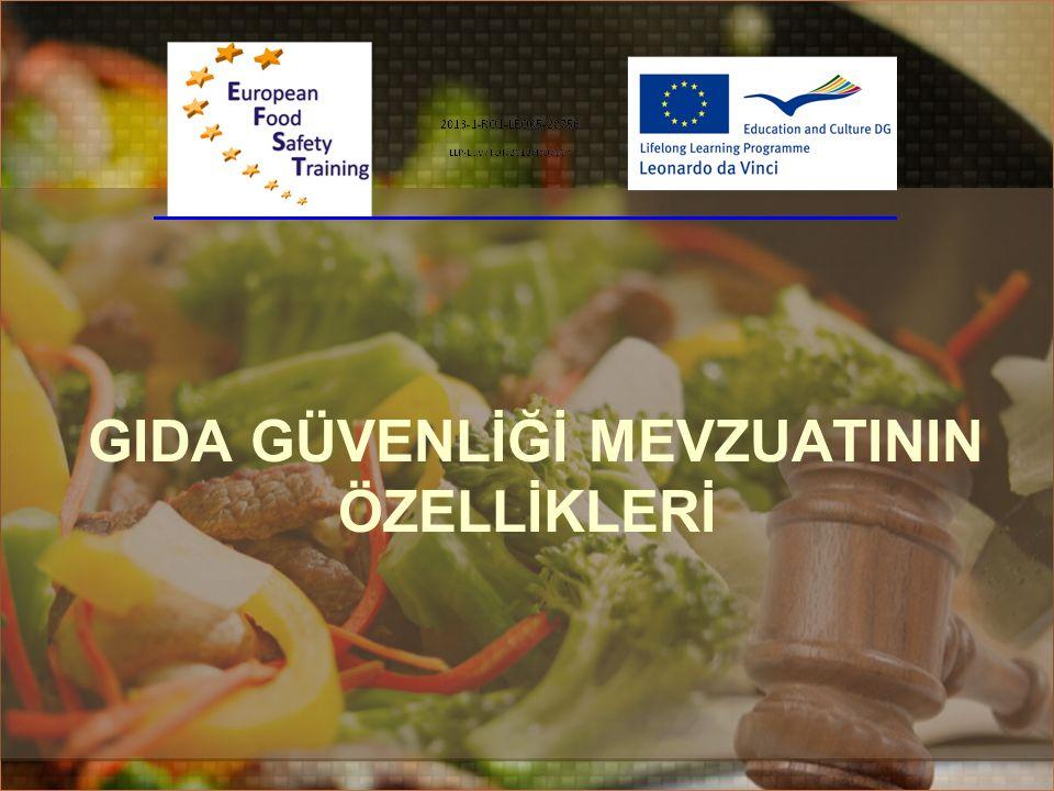 Sektörel yaklaşım Ek-II Yönetmeliğin özel hükümler, hayvan kökenli gıda maddelerinin hijyen için geçerli olanları tanımlamak için sektörel bir yaklaşım benimser.