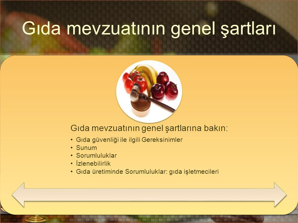 GİRİŞ Avrupa Toplulukları Komisyonu, gıda maddeleri için mikrobiyolojik kriterlere dair bir yönetmelik hazırlamıştır.