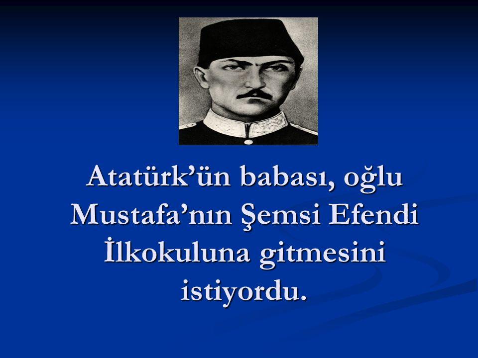 Atatürk'ün nüfus cüzdanı