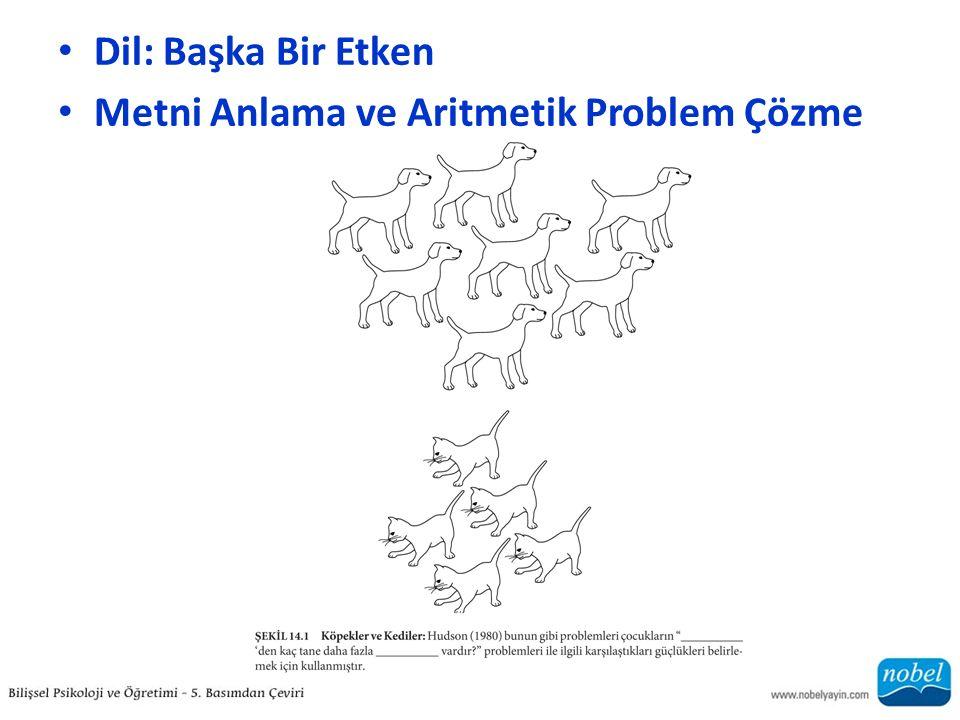 Cebirde Problem Çözme Cebir Hatalarını Şemalar Açısından Açıklamak Uygun Olmayan Şemalar Kullanmak Hatalı Tahminler Yapmak