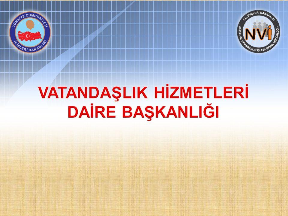 Türk vatandaşlığının kazanılması, kaybı, çok vatandaşlık ve Türk vatandaşlığının ispatına ilişkin temel konuları düzenleyen 12/06/2010 tarihli ve 5901 sayılı Türk Vatandaşlığı Kanunu'dur.