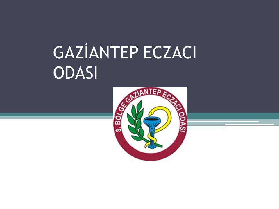GAZİANTEP ECZACI ODASI