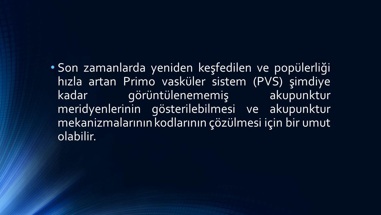 BONG HAN KİM SİSTEMİ Prof.