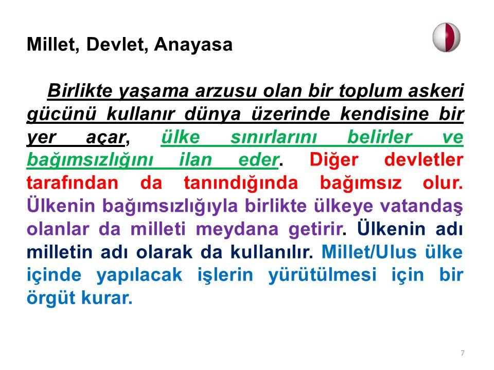 Türk Millî Eğitiminin Temel İlkeleri 1.Genellik ve Eşitlik 2.Ferdin ve Toplumun İhtiyaçları 3.Yöneltme 4.Eğitim Hakkı 5.Fırsat ve İmkân Eşitliği 6.Süreklilik 28