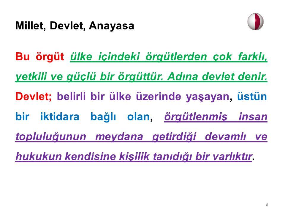 Türk Millî Eğitiminin Temel İlkeleri 7.Atatürk İnkılâp ve İlkeleri ve Atatürk Milliyetçiliği 8.Demokrasi Eğitimi 9.Lâiklik 10.