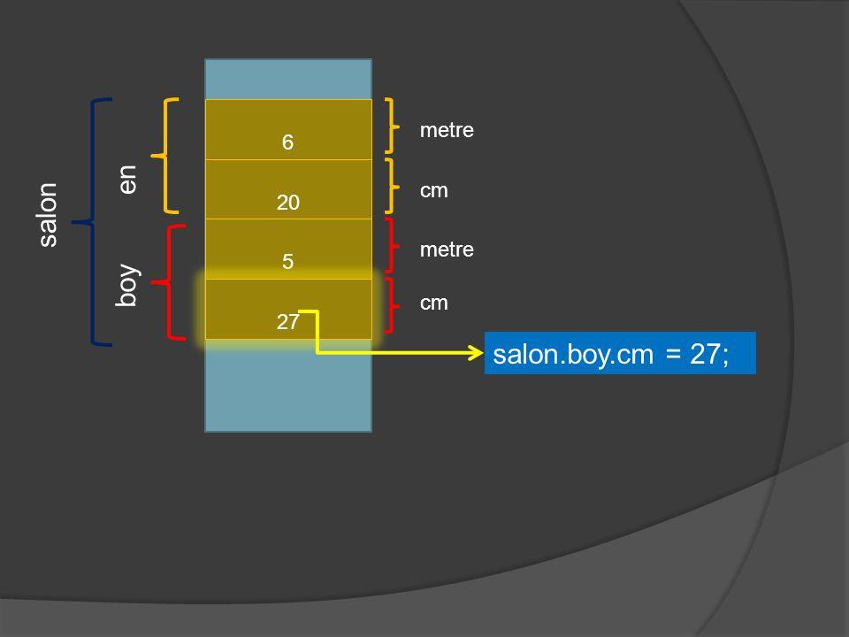 6 20 5 27 boy en salon metre cm salon.boy.cm = 27;