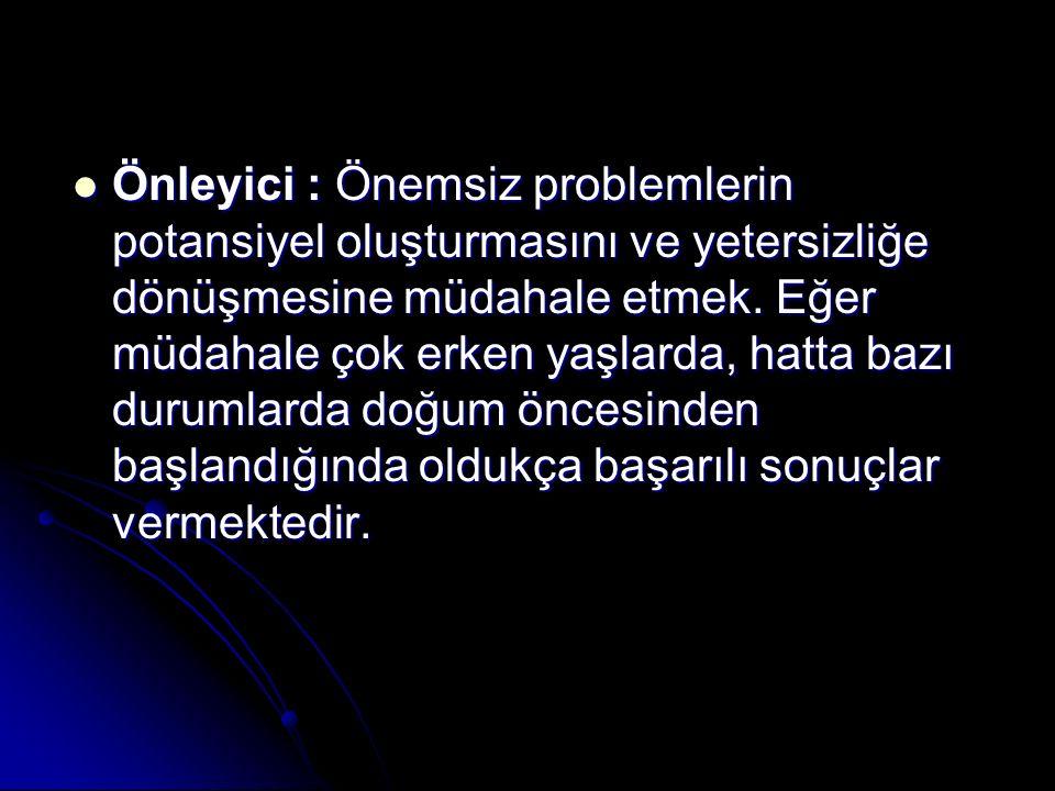 Öte yandan Osmanlı Devleti döneminde ki Enderun üstün özel yeteneklerin dünyada ki ilk sistemli seçim,eğitim ve istihdam örneği olarak görülmektedir.