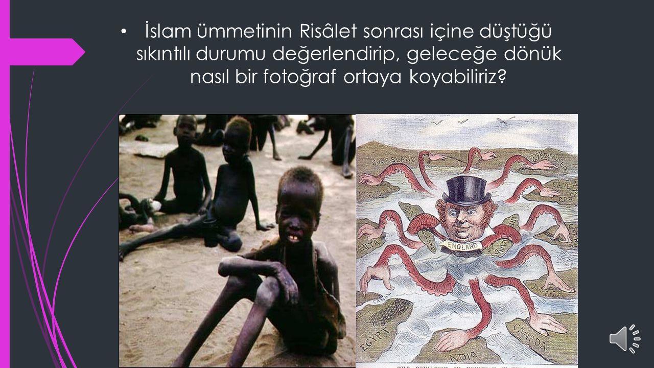 Macit Ersan El- Kilani»Ulustan Ümmete»  Müslüman Ümmet Kavramını nasıl anlamak gerekiyor.