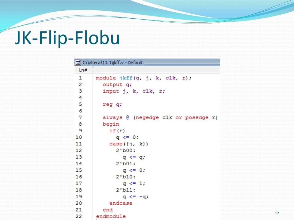 JK-Flip-Flobu 12