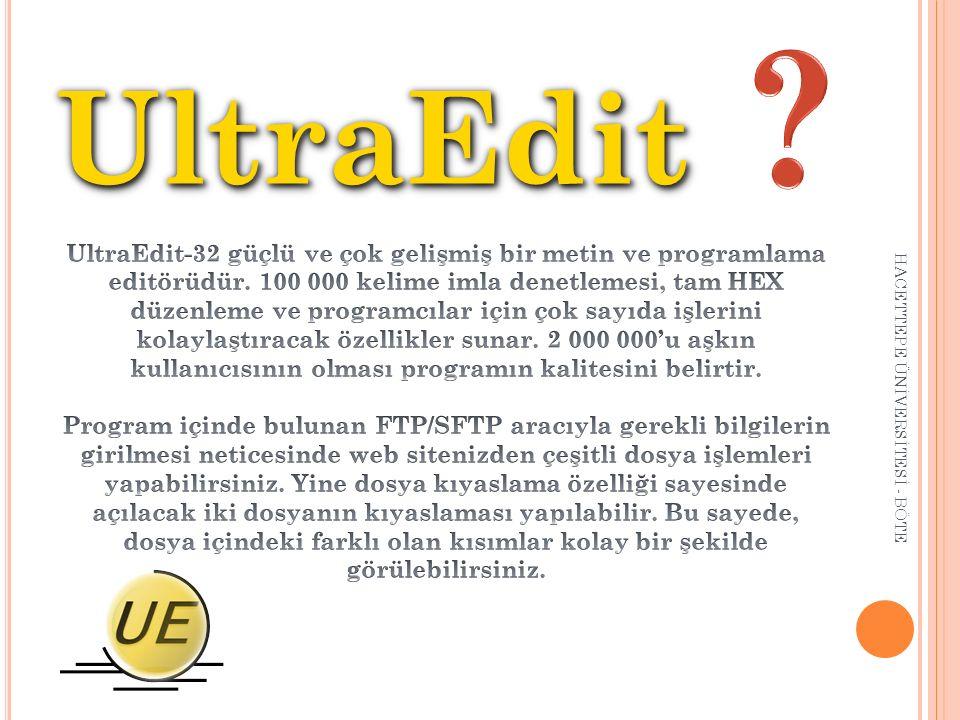 UltraEditUltraEdit