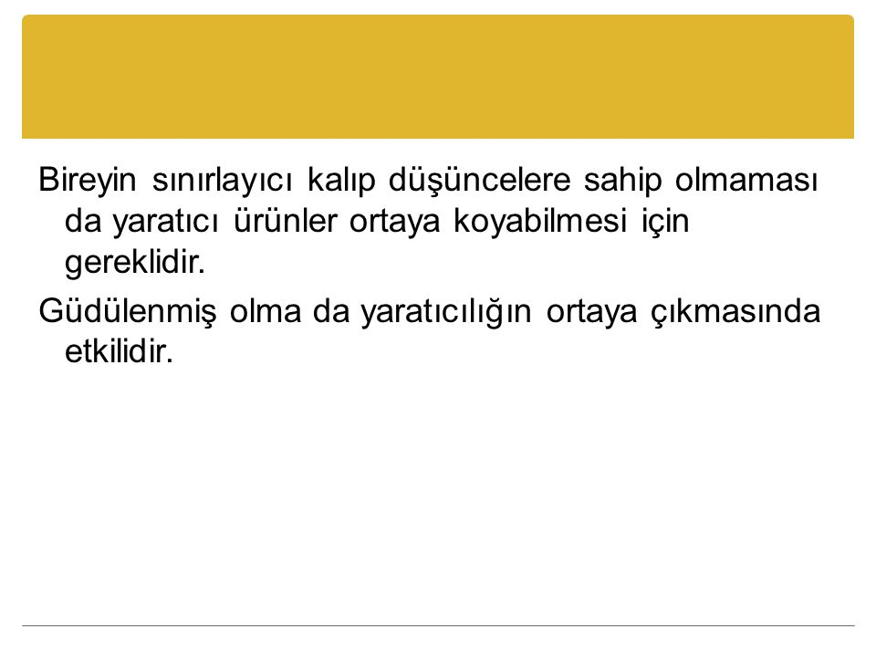 Kaynaklar Akbaş, O.(2014). Eğitim Bilimlerinde Yeni Yönelimler.