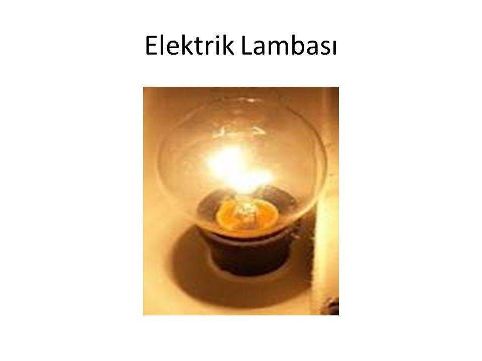 Elektrik Lambası