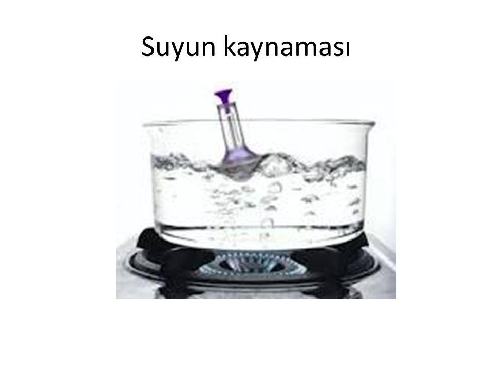 Suyun kaynaması