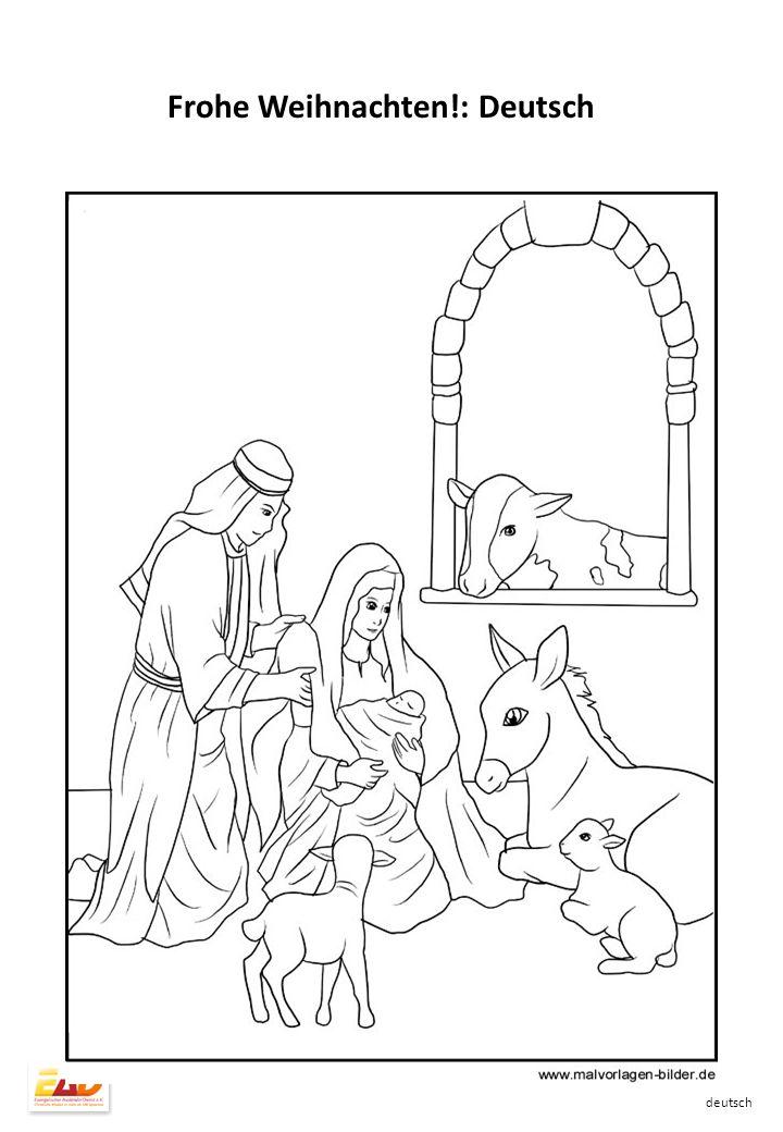 Die Geburt von Jesus Lukas 1+2 deutsch 26 Und im sechsten Monat wurde der Engel Gabriel von Gott gesandt in eine Stadt in Galiläa, die heißt Nazareth, 27 zu einer Jungfrau, die vertraut war einem Mann mit Namen Josef vom Hause David; und die Jungfrau hieß Maria.