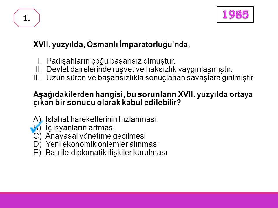 ARAYIŞ YILLARI (DURAKLAMA)