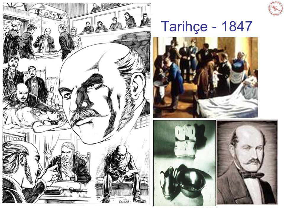 TEHLİKE ELLERİNDE Tarihçe - 1847