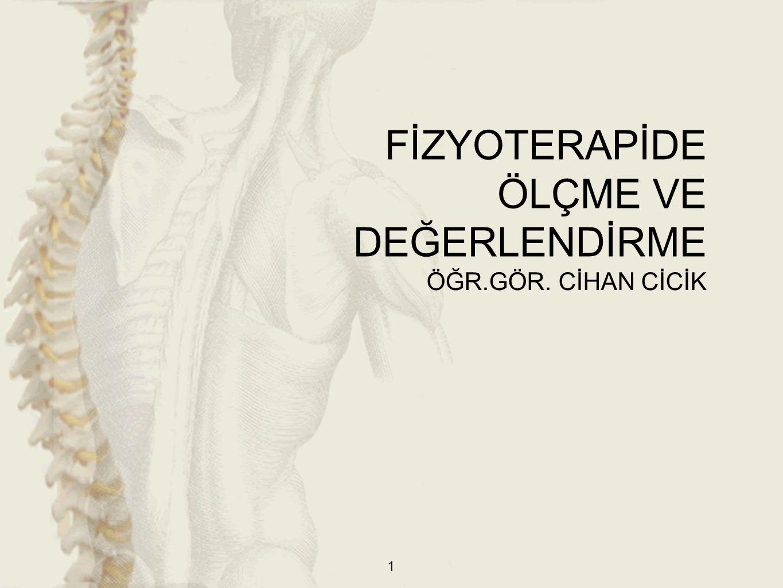 12 STANDART AYAKTA DURUŞ POSTÜRÜ Bağlarda, fasyada ve kasların elastik kısımlarında pasif gerilim Stabilizatör kaslarda minimal kontraksiyon Kalça ve diz eklemleri ekstansiyonda Ayak bileğinde stabiliteyi sağlayan esas kas M.Gastrocnemius