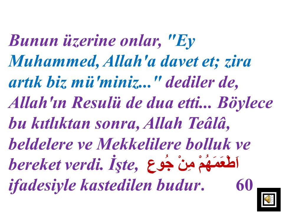 3) Kelbî şöyle demektedir: