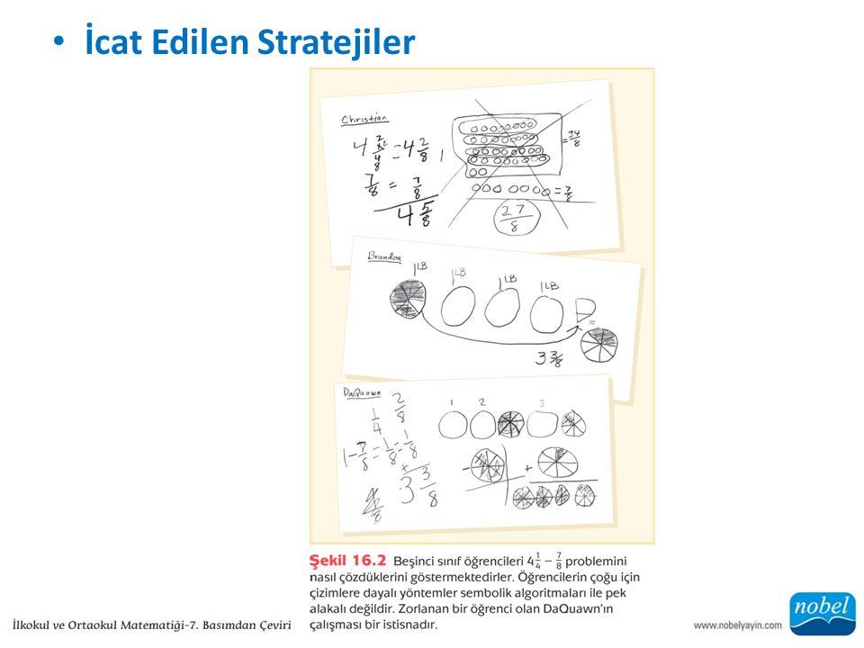 İcat Edilen Stratejiler