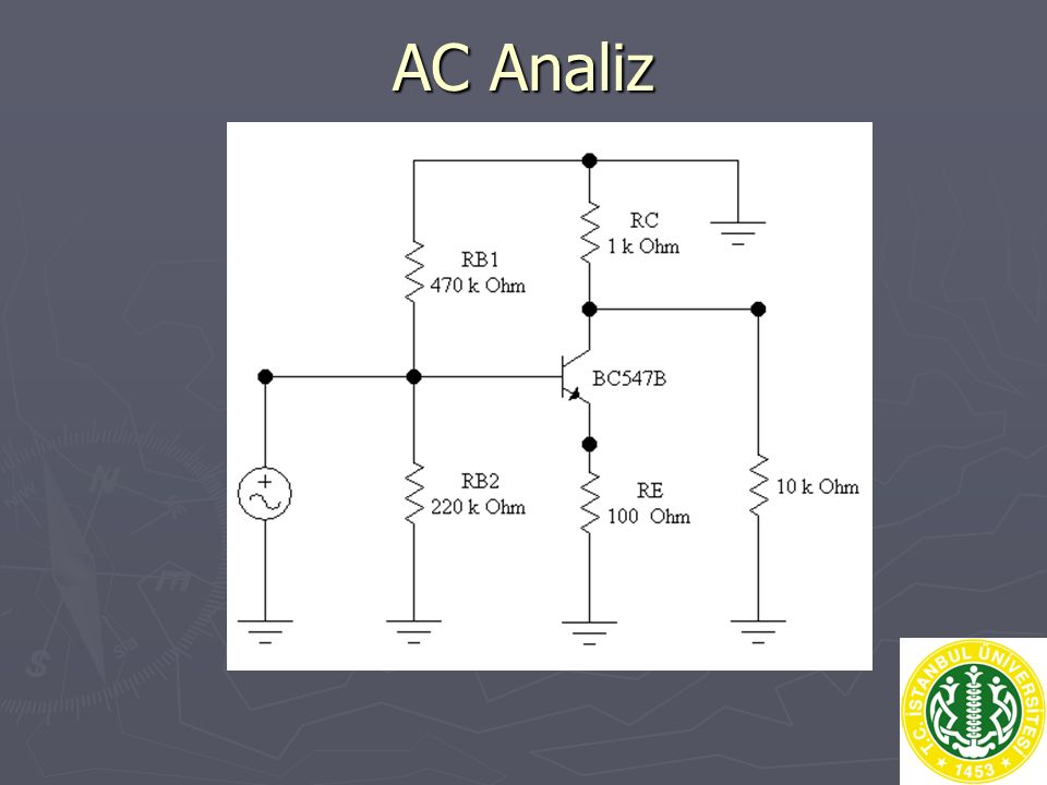 AC Analiz