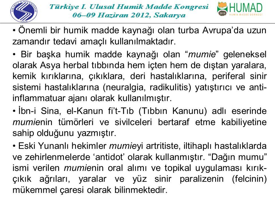 Türk firması Humat Ltd.Şti.
