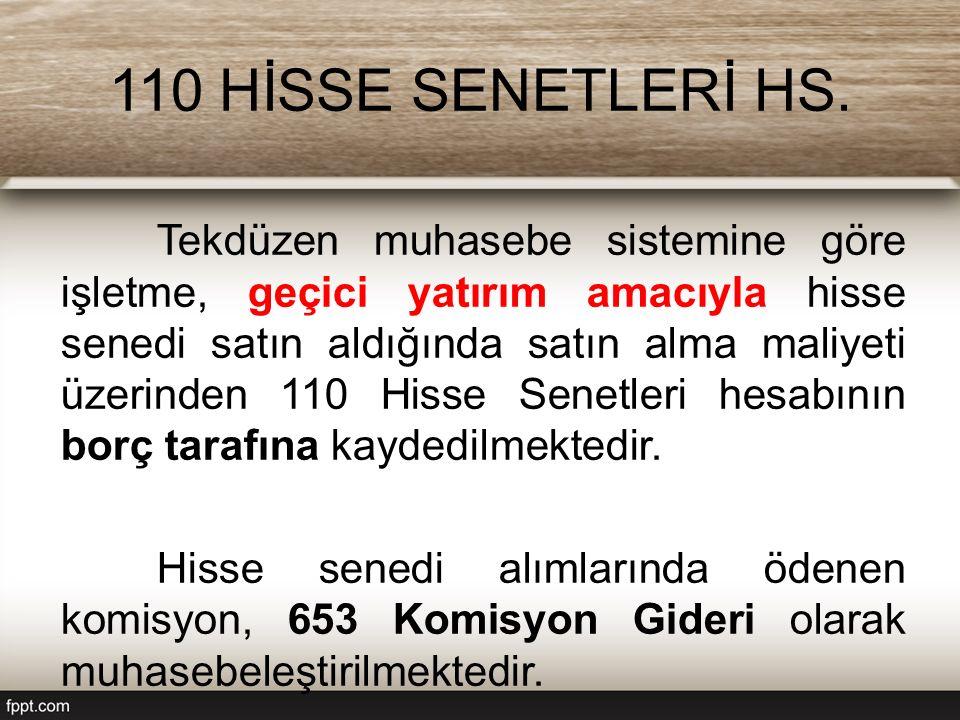 Özel / Kamu Kesim Tahvil, Senet Ve Bonoları Hesabı İşletme, ihraç günü satın almış olduğu 1.000 adet tahvili 25.09.20X1 tarihinde 102.000TL'ye satmıştır.