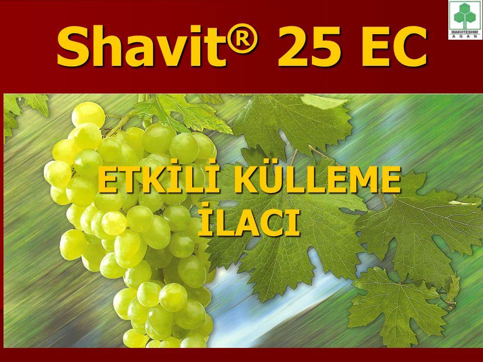 Shavit ® 25 EC ETKİLİ KÜLLEME İLACI
