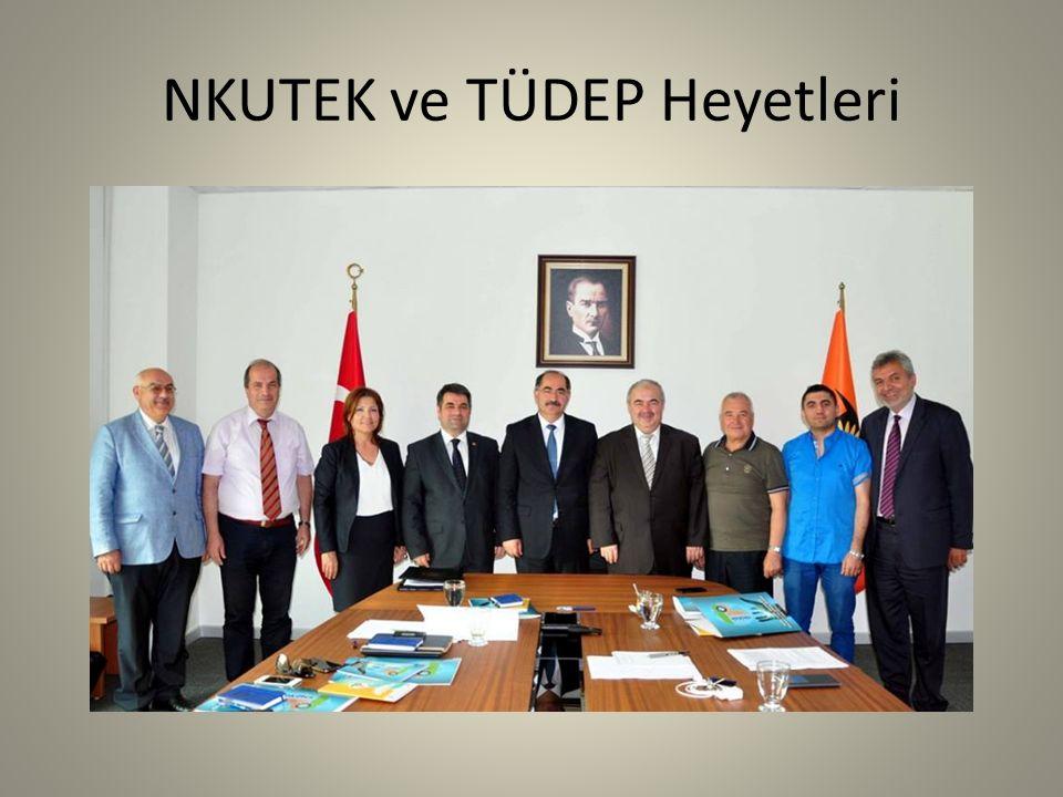 NKUTEK Ortakları Namık Kemal Üniversitesi Tekirdağ Büyükşehir Belediyesi Tekirdağ Ticaret ve San.