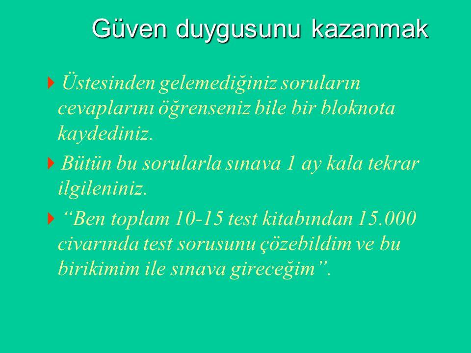 EA'dan hazırlanıp sözel tercihi de yapacaksanız;  Öncelikle Türkçe ve Matematik sorularını çözmelisiniz.