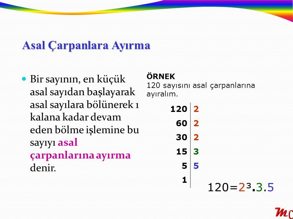 Okek(20,24,45)=360 dk Sonra tekrar üçü birlikte çalar… 360dk=6 saat 9:00+6:00=15:00 da