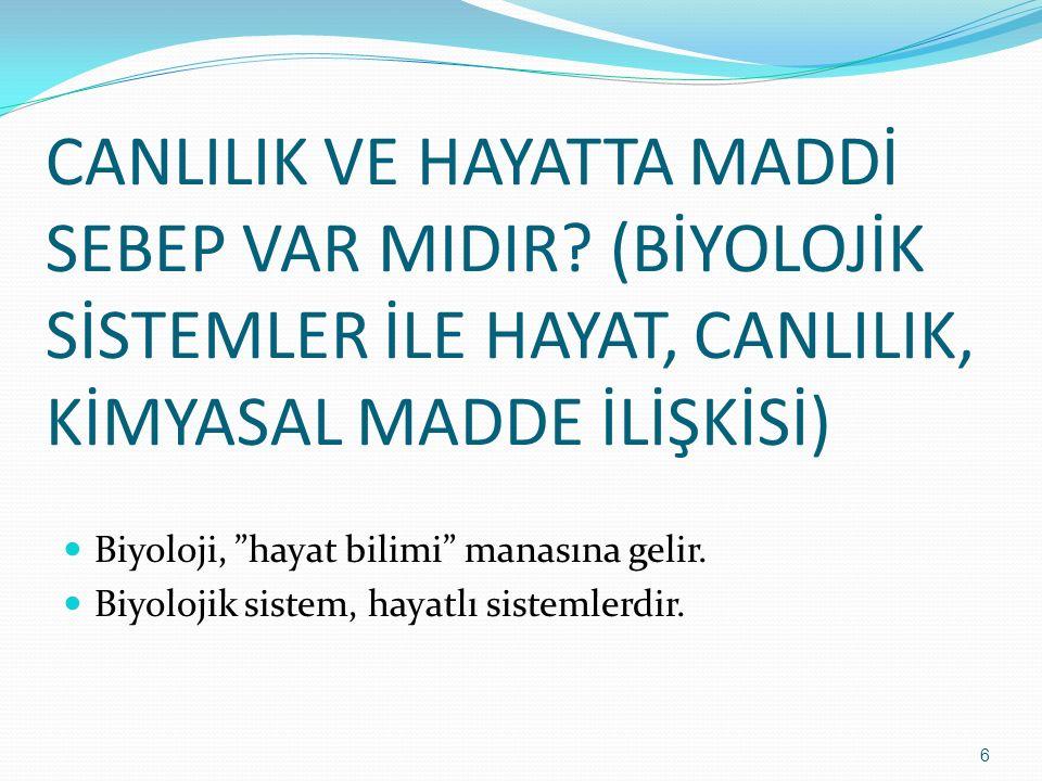 PERYODİK CETVELDEKİ II.