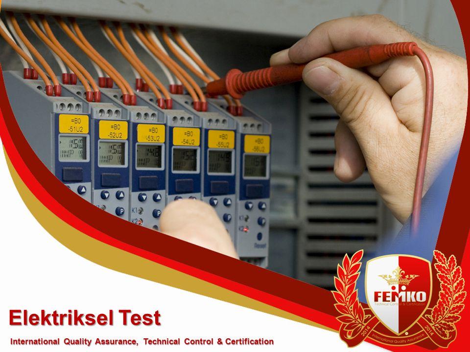 Elektriksel Test