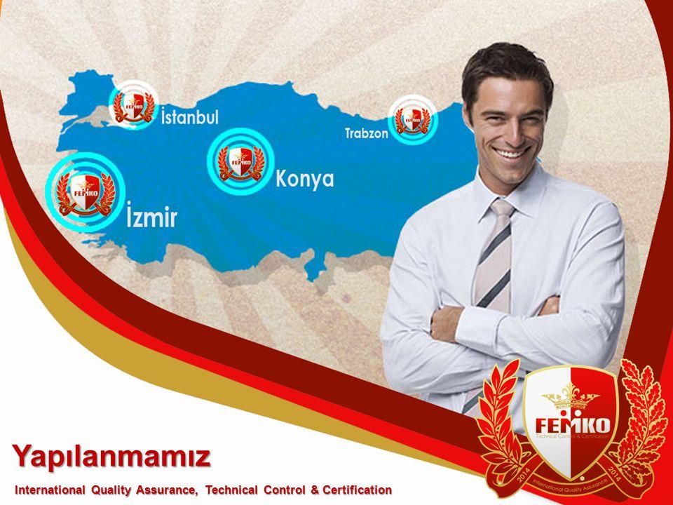 Yapılanmamız YURT İÇİ & YURT DIŞI OFİSLERİMİZ Türkiye de, Ege, Marmara, İç Anadolu ve Karadeniz Bölge Müdürlükleriyle hizmet veren Femko, yapmış olduğu temsilcilik çalışmaları ile Türkiye'nin her noktasında ulaşılabilir bir alt yapı kurmayı hedeflemektedir.