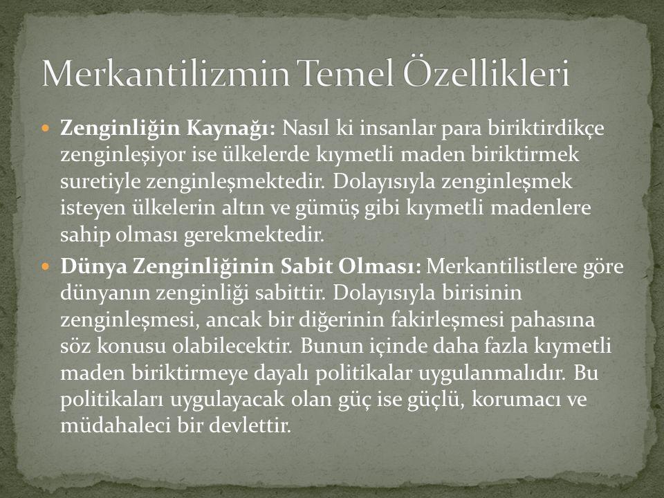 Yüksel BİLGİLİ, İktisat Okulları Ders Notları, İkinci Sayfa Yayınları, 11.
