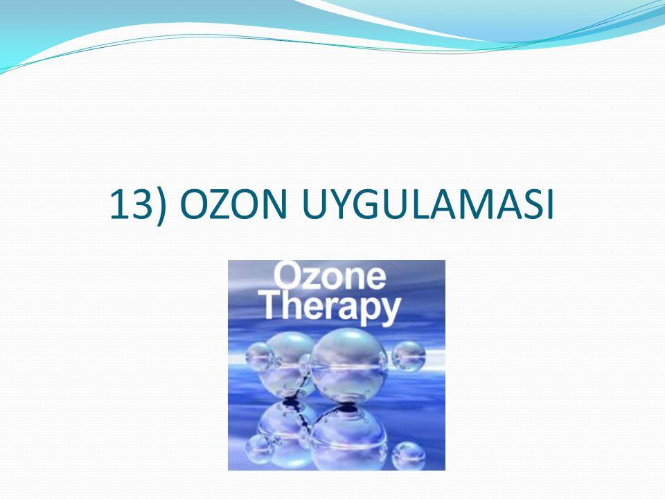 13) OZON UYGULAMASI