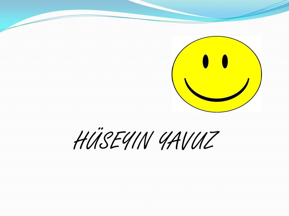 HÜSEYIN YAVUZ