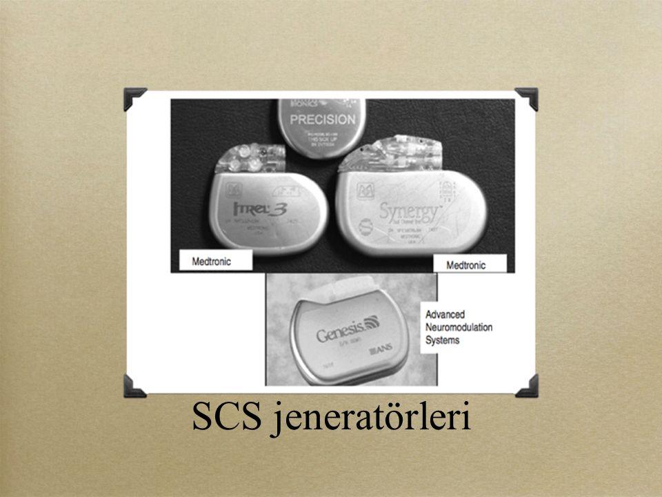 SCS jeneratörleri