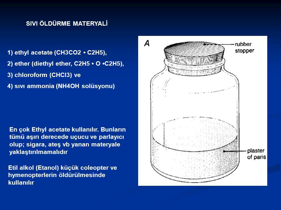 KATI ÖLDÜRME MATERYALİ 1)potassium cyanide (KCN), 2)Sodium cyanide (NaCN), veya 3)calcium cyanide [Ca(CN)2].