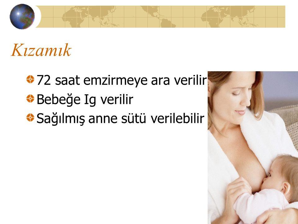 Lyme Hastalığı Gebelikte LH : Anne etkin tedavi alıyorsa AS ara verilmez Postpartum LH : Anne ve bebeğe tedavi Bebek anne memesini emebilir 10 / 16