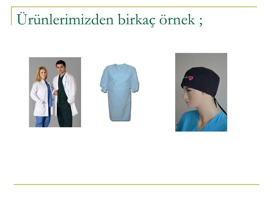 UZUN VE ORTA VADELİ HEDEFLER İzmir, İstanbul gibi şehirlerde medikal ürünlerin bilinen markası haline gelmek Belirli bir müşteri portföyü oluşturmak Standart ürün çeşitliliği olan bu standartların müşteri tarafından kabul gördüğü bir firma haline gelmek.