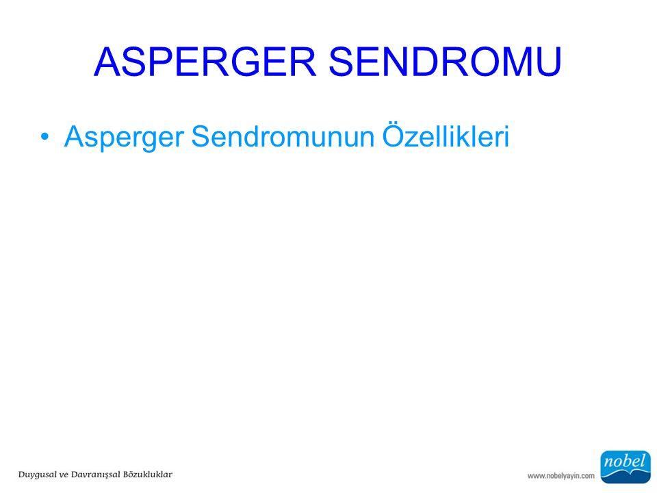 Yüksek Fonksiyonlu Otizm ve Asperger Sendromu: Sosyal Yeterliliği Arttırma
