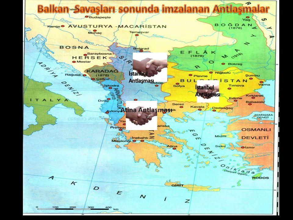 Atina Antlaşması