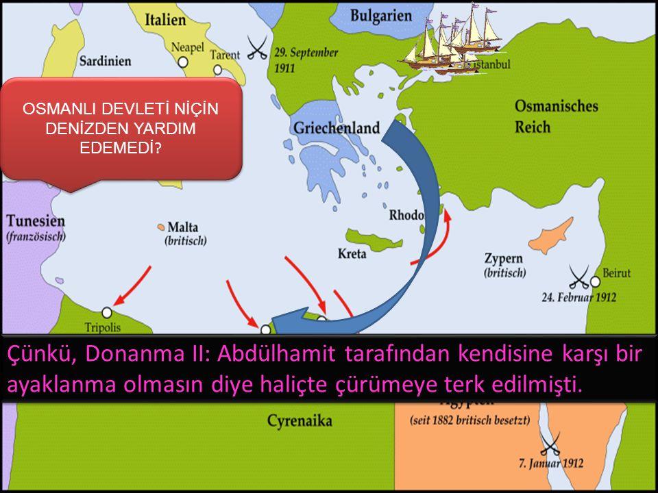 Halkı teşkilatlandırmak için Trablusgarp'a giden subaylarımız kimlerdir? Mustafa Kemal Enver paşa